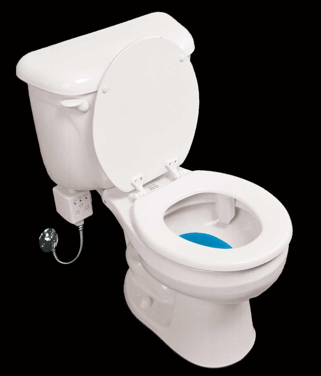 X-Burner's room Toilet